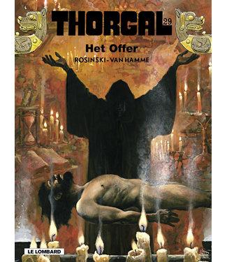 Thorgal  29 - Het offer