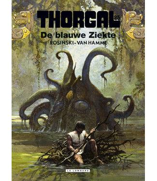 Thorgal  25 - De blauwe ziekte