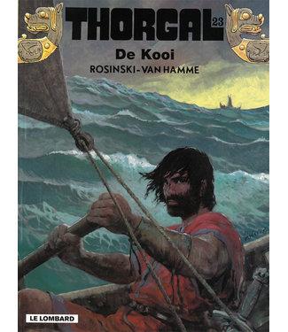 Thorgal  23 - De kooi
