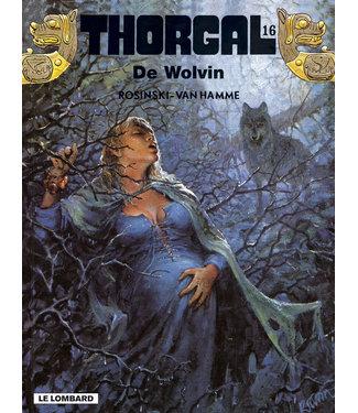 Thorgal  16 - Wolvin