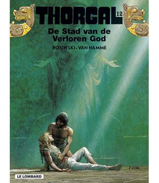 Thorgal  12 - Stad van de verloren god