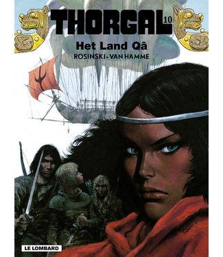 Thorgal  10 - Het land Qa