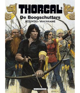 Thorgal  09 - De boogschutters