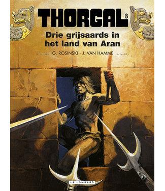 Thorgal  03 - Drie grijsaards in het land van Aran