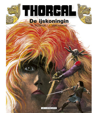 Thorgal  01 - De ijskoningin