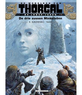 Thorgal De jonge jaren 01 - De drie zussen Minkelsönn