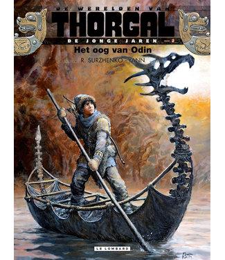Thorgal De jonge jaren 02 - Het oog van Odin