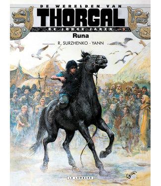 Thorgal De jonge jaren 03 - Runa