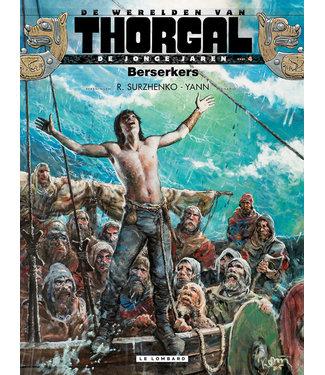 Thorgal De jonge jaren 04 - Berserkers