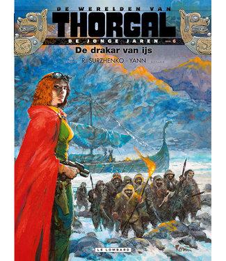 Thorgal De jonge jaren 06 - De Drakar van ijs
