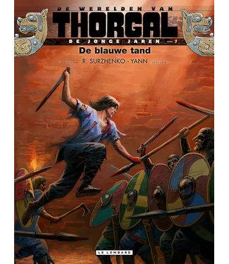 Thorgal De jonge jaren 07 - De blauwe tand