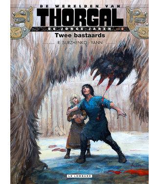 Thorgal De jonge jaren 08 - Twee bastaards