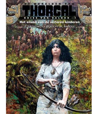Thorgal Kriss van Valnor 06 - Het eiland van de verloren kinderen