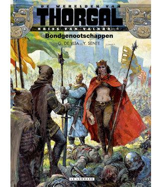 Thorgal Kriss van Valnor 04 - Bondgenootschappen