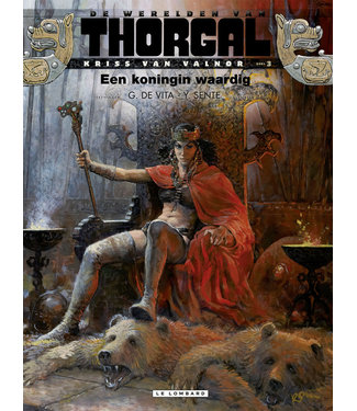 Thorgal Kriss van Valnor 03 - Een koningin waardig