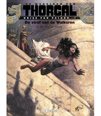 Thorgal Kriss van Valnor 02 - De straf van de Walkuren