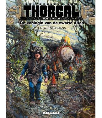 Thorgal Wolvin 06 - De koningin van de zwarte Alfen