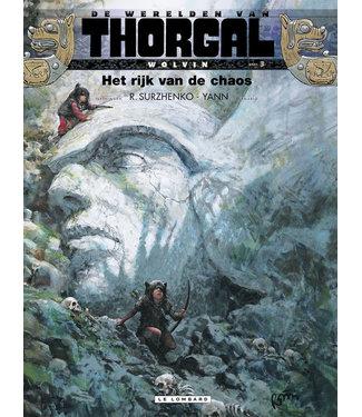Thorgal Wolvin 03 - Het rijk van de chaos