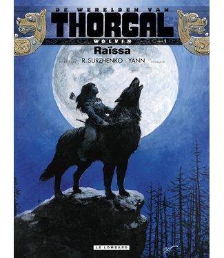 Thorgal Wolvin 01 - Raïssa