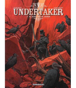 Undertaker 02 - De dans van de gieren