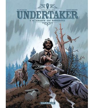 Undertaker 04 - De schaduw van Hippocrates