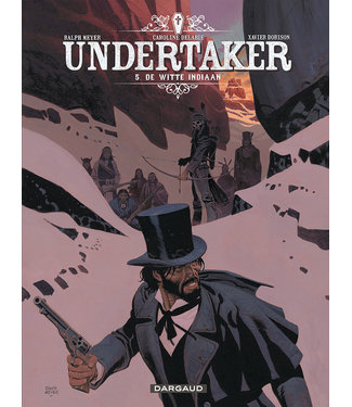 Undertaker 05 - De witte indiaan