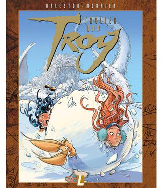 Trollen van Troy 24 - Een rots boven je hoofd BEURS EDITIE