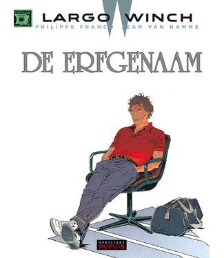 Largo Winch 01 - De erfgenaam