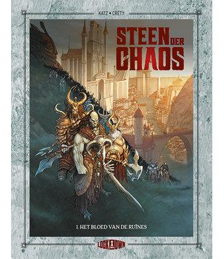 Steen der Chaos 01 - Het bloed van de ruïnes - LOCKDOWN
