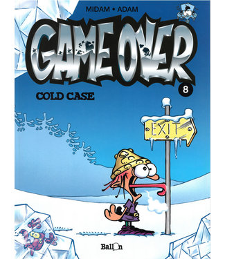 Game Over 08 - Cold case