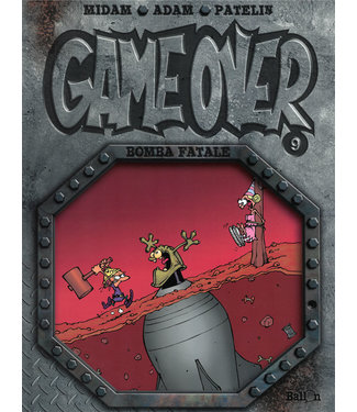 Game Over 09 - Bomba fatale