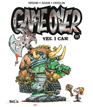 Game Over 11 - Yes, I can!