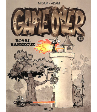 Game Over 12 - Royal barbeque