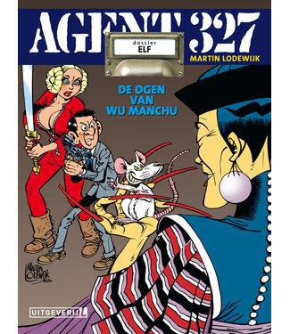 Agent 327 11 - De ogen van Wu Manchu