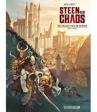 Steen der Chaos 01 - Het bloed van de ruïnes