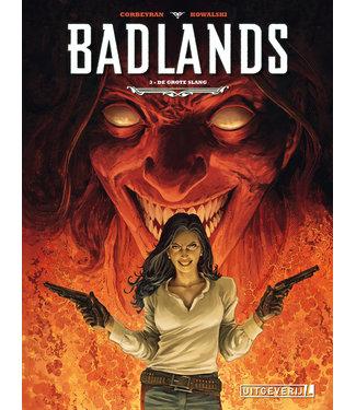 Badlands 03 - De grote slang