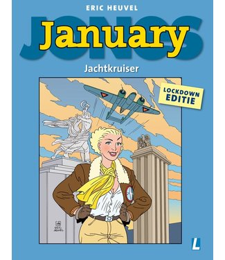 January Jones 11 - Jachtkruiser - Lockdown Editie