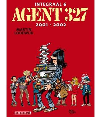 Agent 327 Integraal 06 | 2001 - 2002 - Luxe