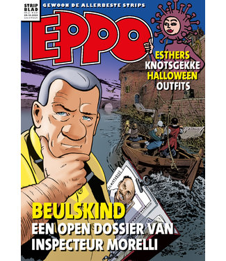 Eppo Stripblad 2020 - Eppo 22