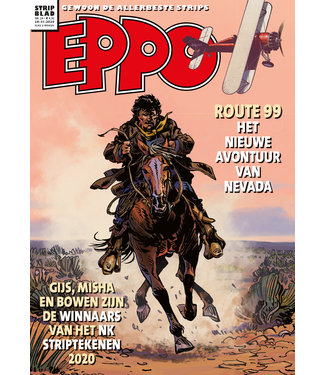 Eppo Stripblad 2020 - Eppo 24