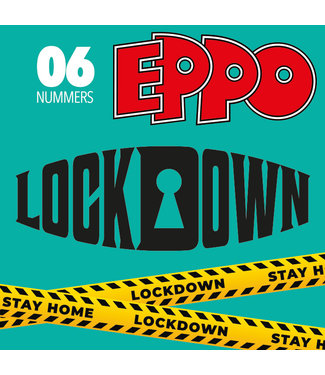 Eppo Stripblad abonnement - LOCKDOWN (6 nummers)