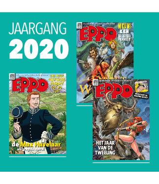 Eppo Stripblad - Jaargang 2020