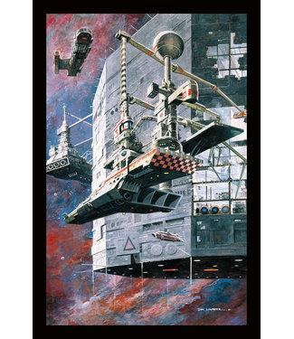 Artprint Space Odyssee