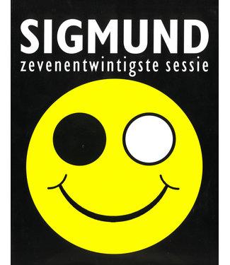 Sigmund zevenentwintigste sessie