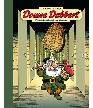 Douwe Dabbert 18 - De kast met duizend deuren - Collectors editie (WORDT VERSTUURD IN WEEK 11)