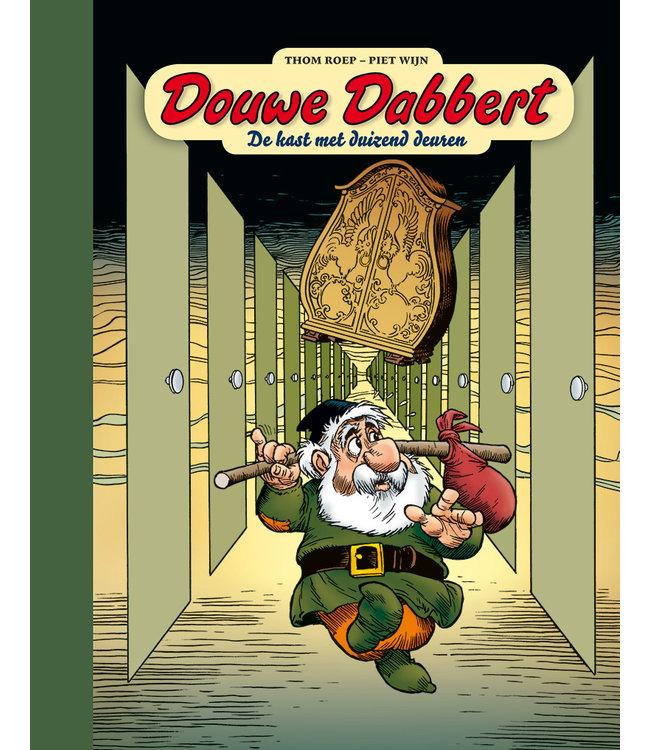 Douwe Dabbert 18 - De kast met duizend deuren - Collectors editie