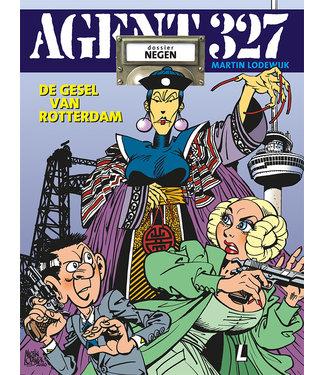 Agent 327 09 - Dossier De gesel van Rotterdam