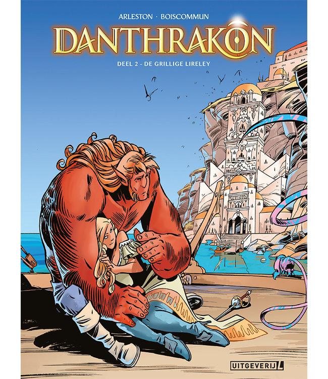Danthrakon 02 - De grillige Lireley