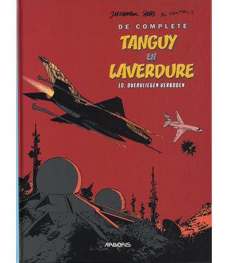 Tanguy en Laverdure Integraal 10 - Overvliegen verboden