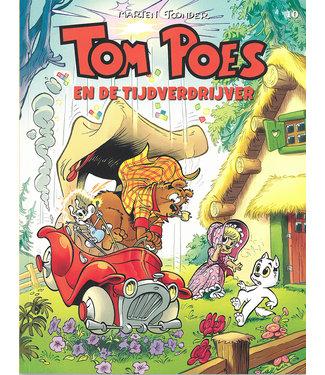 Tom Poes 10 - Tom Poes en de tijdverdrijver